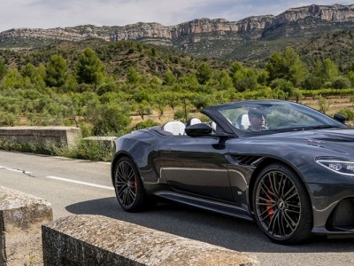 Aston Martin 'made in China'?